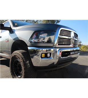 Dodge Ram 1500 09-12 Baja Designs Fog Pocket Mount Kit - 448011 - Other accessories - Verstralershop