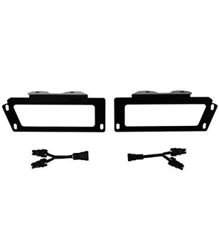 Dodge Ram 2500/3500 10-18 Baja Designs Fog Pocket Mount Kit