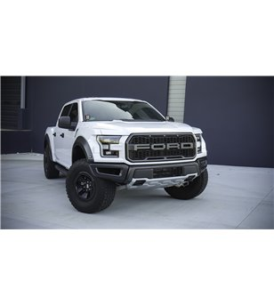 Ford Raptor 2017+ Baja Designs A-Pillar Kit Sport - 447599 - Lighting - Baja Designs Squadron Sport - Verstralershop