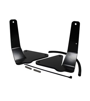 Chevrolet Canyon 15-18 - Baja Designs 30'' Onx6/S8 Grille Mount Kit