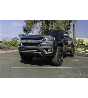 GMC Sierra 1500 HD 14-15 - Baja Designs Fog Pocket Mount Kit - Squadron-R