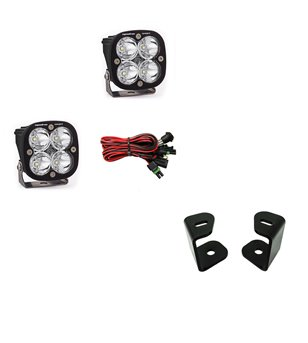 Dodge Ram 1500 09-19 Baja Designs A-Pillar Kit Sport