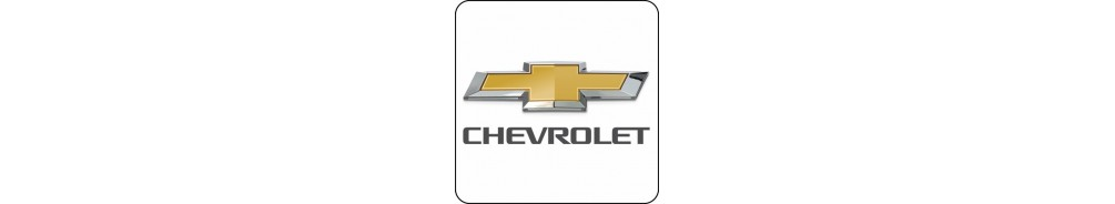 Chevrolet Accessories - online at Verstralershop