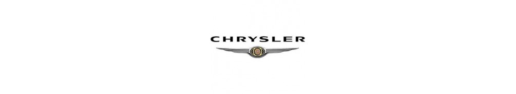 Chrysler Voyager Accessories Verstralershop