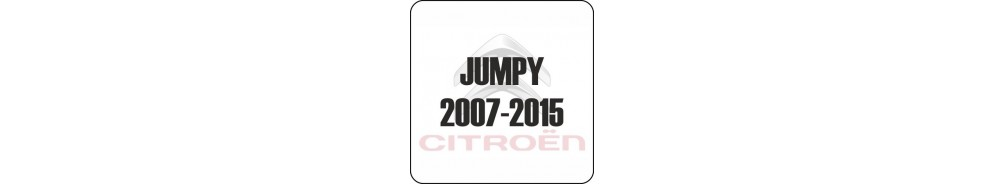 Citroen Jumpy 2007-2015 Van Accessories