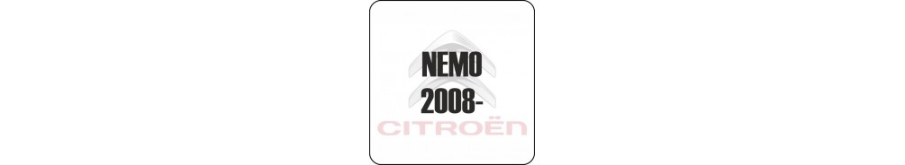 Citroen Nemo Van 2008- Accessories Verstralershop