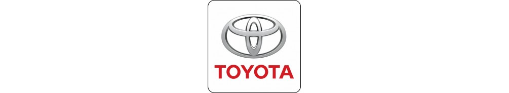 Toyota Accessories - online at Verstralershop