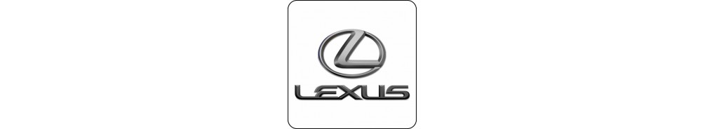 Lexus Accessories - online at Verstralershop