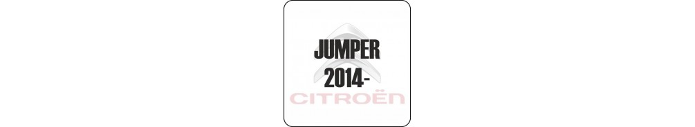 Citroen Jumper 2014- Accessories Verstralershop