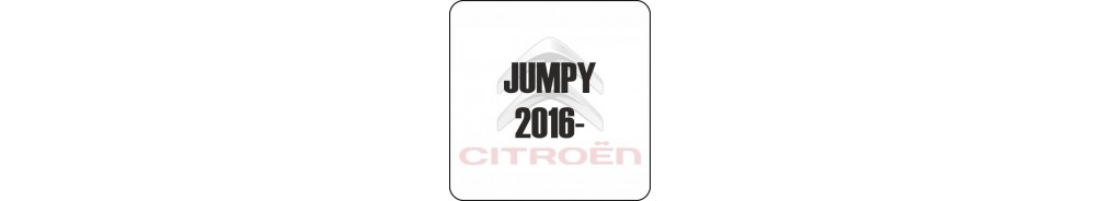 Citroen Jumpy 2016- Van Accessories Verstralershop