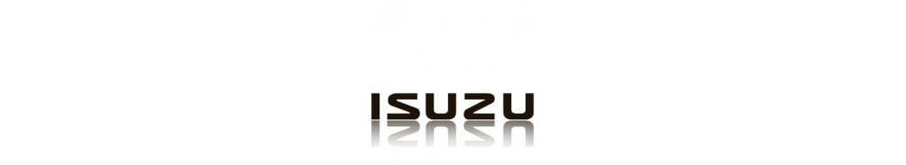 Isuzu side protection