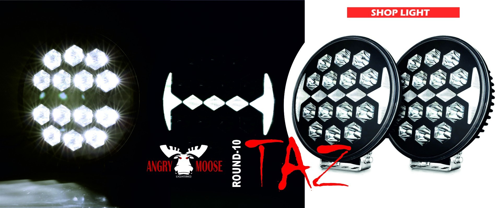 "AngryMoose Round-10 9"" TAZ"